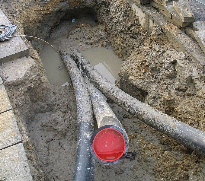 Ричард прокладка водопровода в земле путем прокола спину выбирают еще