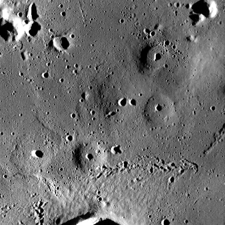 Hortensius Domes (LRO)