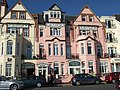Hotels on Sidmouth seafront - geograph.org.uk - 1540076.jpg