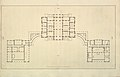 Houghton Hall, Norfolk, Ground Floor (Basement) Plan MET DP829077.jpg
