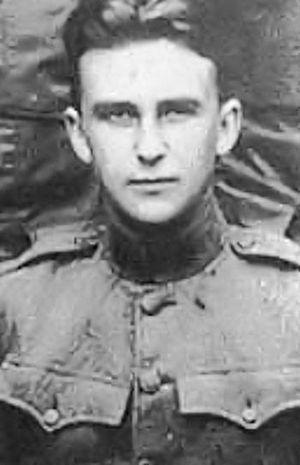 Howard Burdick - Howard Burdick, 1918