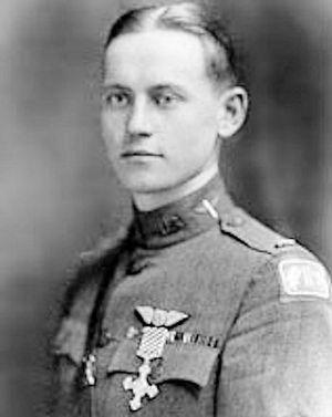 Howard Clayton Knotts - Howard Clayton Knotts, 1918