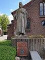 Huissen - Van Wijkstraat 33 - Christusbeeld.jpg