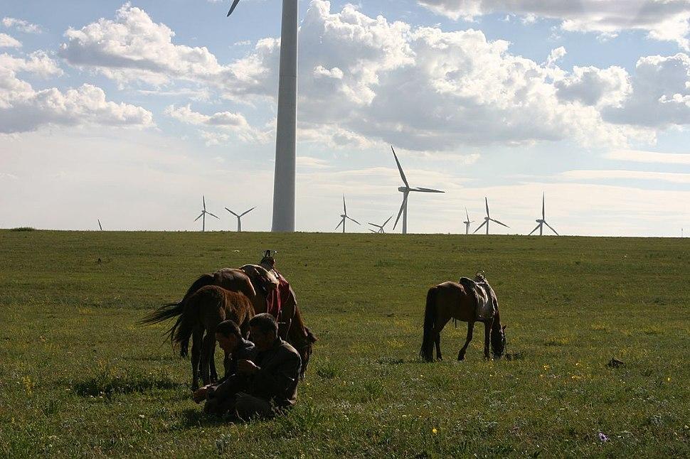 Huitengxile wind farm 874324260