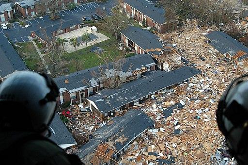 Hurricane Katrina - Mississippi