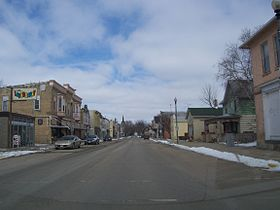 Downtown Hustisford