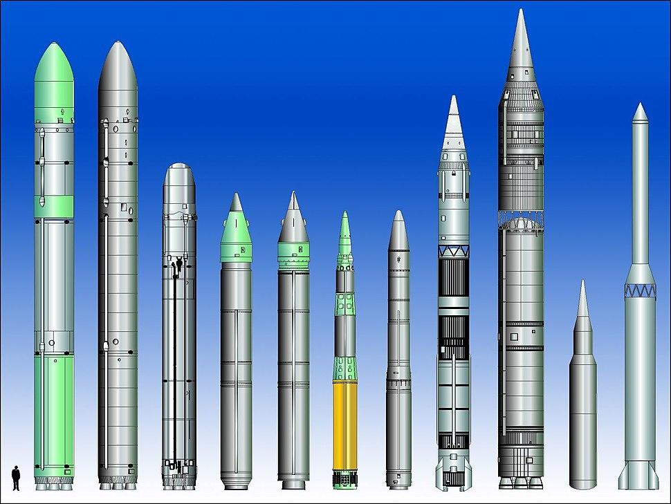 ICBM Comparison