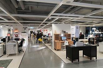 IKEA - Inside a Hong Kong IKEA store