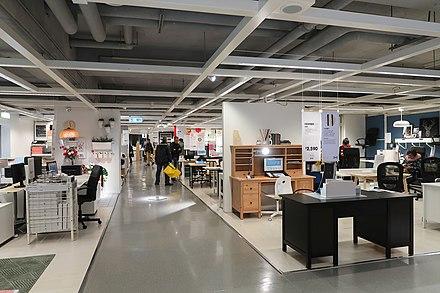 Inside A Hong Kong IKEA Store