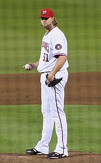 Jon Rauch baseball pitcher from the United States