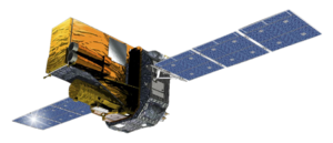 INTEGRAL - Artist's impression of the INTEGRAL spacecraft