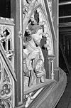 interieur, preekstoel, detail - meerssen - 20275105 - rce
