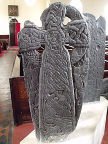 Isle of Man-Norgesvældet-Fil:IOM Dragon Cross Michael by Malost