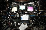 ISS-50 Cupola prior to the robotic capture of SpaceX CRS-10.jpg