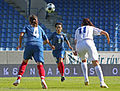 Iceland - Serbia-2011 FIFA Women's World Cup qualification UEFA Group 1 (3824561162).jpg