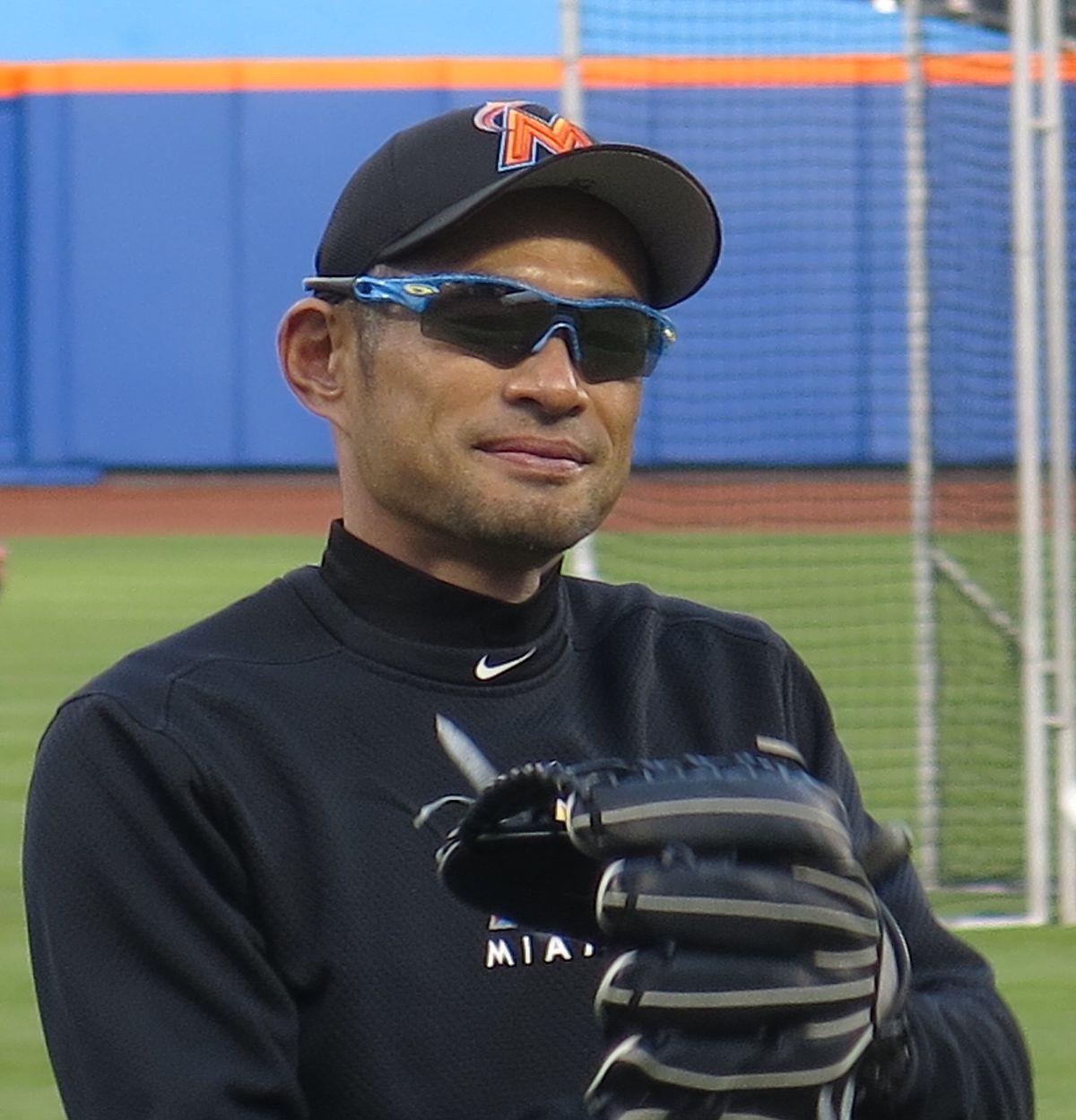 Ichirō Suzuki (Baseballspieler) – Wikipedia