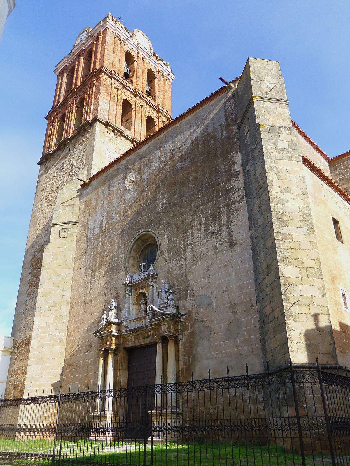 Iglesia de la candelaria zafra wikipedia la for Muebles iglesias zafra