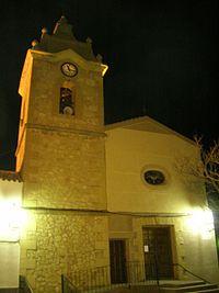 Iglesia del municipio de San Pedro, en Albacete, España.jpg