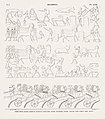 Illustration from Monuments de l'Egypte de la Nubie by Jean-François Champollion, digitally enhanced by rawpixel-com 21.jpg