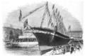 Illustrirte Zeitung (1843) 21 332 1 Das vom Stapellaufen des Great-Britain.PNG