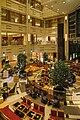 Imperial Hotel Osaka atrium 20120630-001.jpg