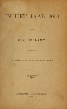 In hetjaar 2000 (Bellamy 1890, title page).png