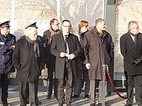 Inauguration de la branche vers Vieux-Condé de la ligne B du tramway de Valenciennes le 13 décembre 2013 (120).JPG