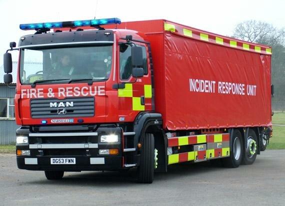 Incident Response unit