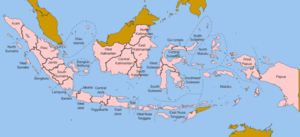 Provinces of Indonesia