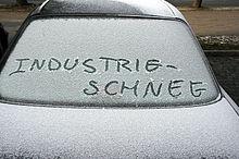 220px Industrieschnee