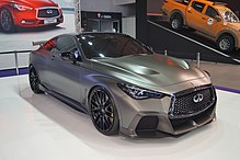 Infiniti Q60 Project Black S Other Cars 350z 370z Uk