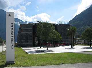 Bodio Place in Ticino, Switzerland