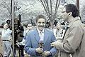 Infrared of Geraldo Rivera at White House (5681767375).jpg