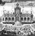 Inhuldigung Karel IV als graaf van Vlaanderen te Gent, S. B. Bertenham.tif
