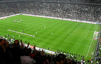 2013–14 UEFA Europa League - Image: Inside Juventus Stadium