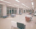 Interior of Arlington State College Library, ca. 1963 (10003722).jpg