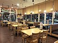 Interior of Ledo Pizza, Warrenton, late at night.jpg