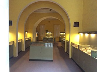 Palazzo Vilhena - A section of the National Museum of Natural History