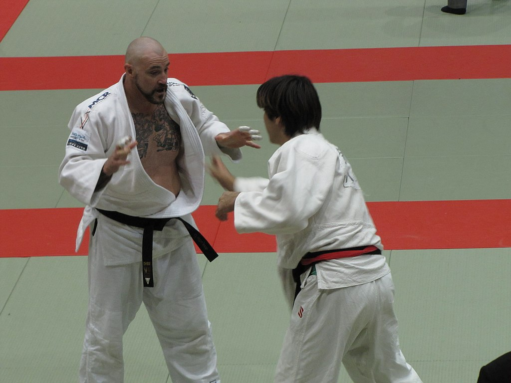 File:International Judo Federation, Mick Cutajar ...