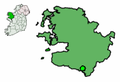 Ireland map County Mayo Cong.png