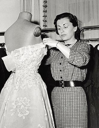 Irene Galitzine - Irene Galitzine in the 1950s
