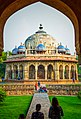 Isa Khan Niyazi's Tomb (View From Main Entrance).jpg