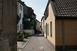 Isselstraße in Isselburg