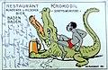 Ivo Puhonny - Restaurant 'Krokodil' (Baden-Baden), 1910.jpg