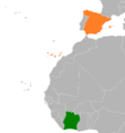 Ivory Coast Spain Locator.png