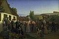Jørgen V. Sonne - St. Hansfest i Tisvilde - KMS747 - Statens Museum for Kunst.jpg