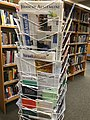 Jüdische Zeitungen in der Bibliothek der Jüdischen Gemeinde.jpg