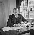 J.A.W. Burger, minister van Binnenlandse Zaken, Bestanddeelnr 935-0910.jpg