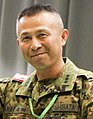 JGSDF Lieutenant General Shoichi Shibata 柴田昭市陸将 (US Army photo 170911-A-MI003-040 Orient Shield 2017).jpg