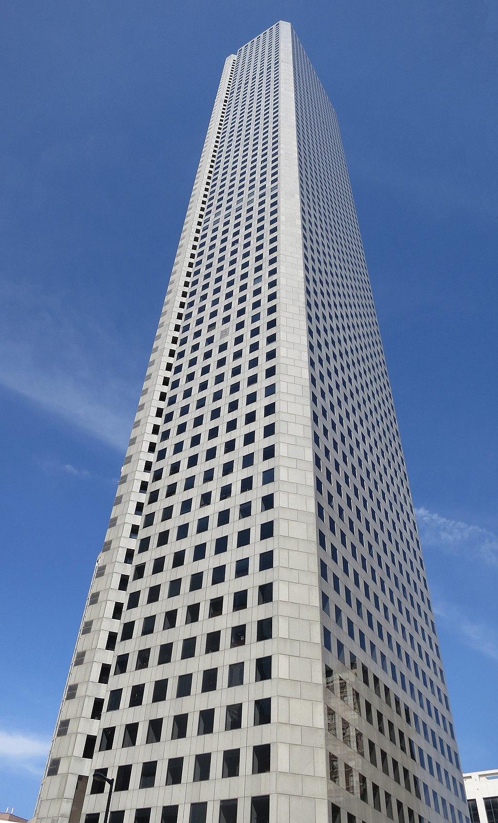 JPMorgan Chase Tower, Houston, Texas
